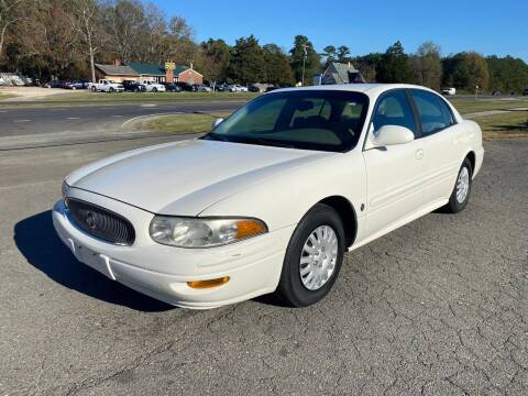 2005 Buick LeSabre for sale at CVC AUTO SALES in Durham NC