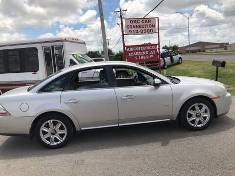 2008 Mercury Sable for sale at OKC CAR CONNECTION in Oklahoma City OK