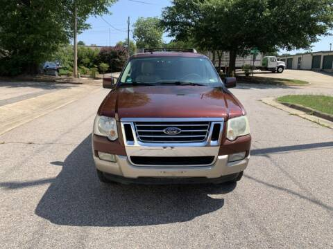 2009 Ford Explorer for sale at Horizon Auto Sales in Raleigh NC