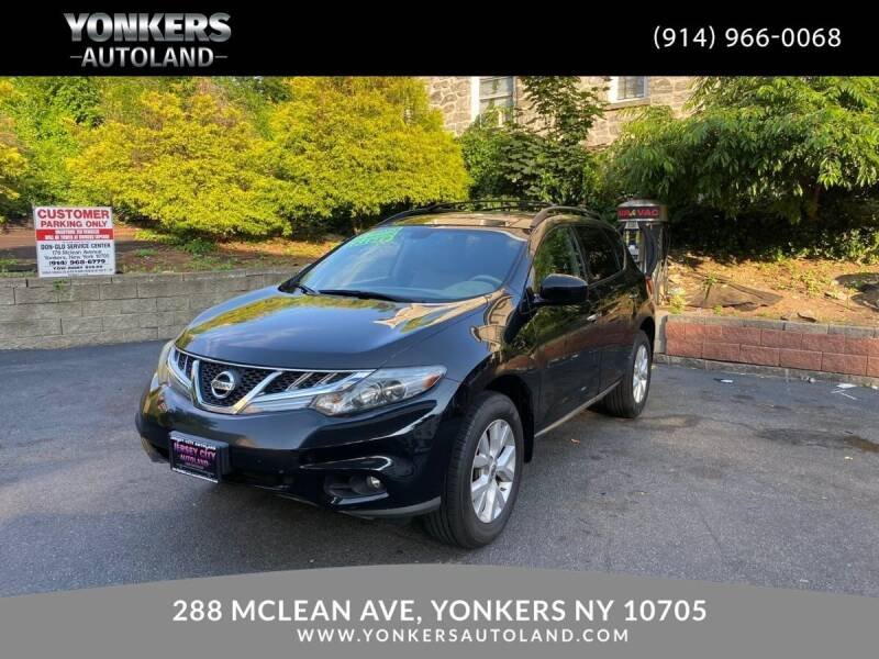 2011 Nissan Murano for sale in Yonkers, NY