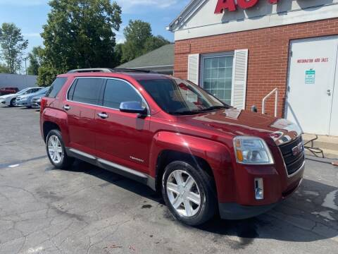 2010 GMC Terrain for sale at Motornation Auto Sales in Toledo OH