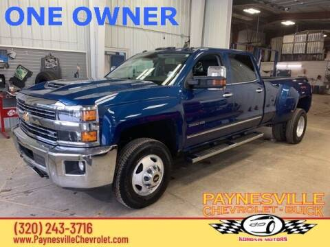 2018 Chevrolet Silverado 3500HD for sale at Paynesville Chevrolet - Buick in Paynesville MN