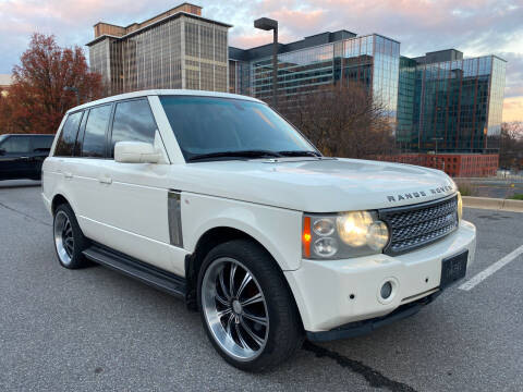 2007 Land Rover Range Rover for sale at Auto Wholesalers Of Rockville in Rockville MD
