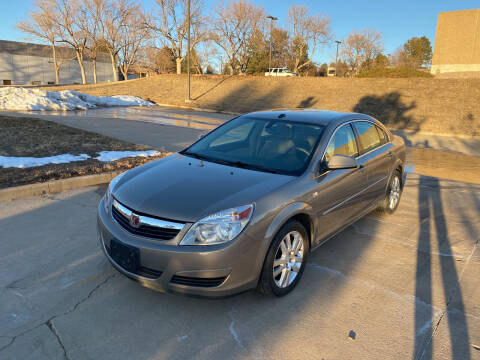 2008 Saturn Aura for sale at QUEST MOTORS in Englewood CO
