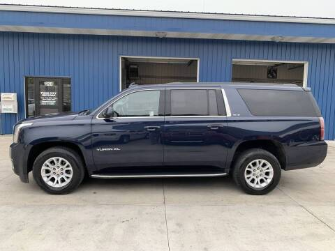 2017 GMC Yukon XL for sale at Twin City Motors in Grand Forks ND