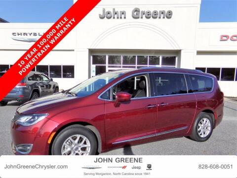 2020 Chrysler Pacifica for sale at John Greene Chrysler Dodge Jeep Ram in Morganton NC