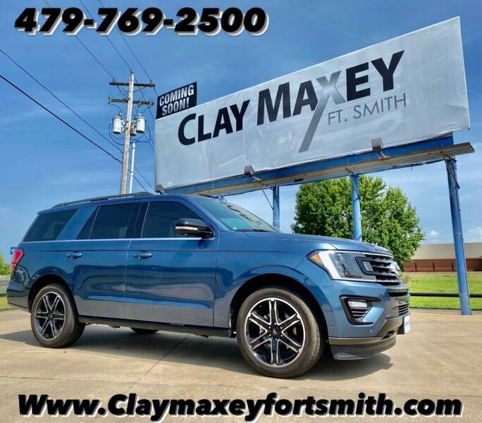 2020 Ford Expedition for sale at Clay Maxey NWA in Springdale AR