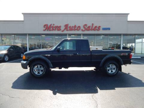 2004 Ford Ranger for sale at Mira Auto Sales in Dayton OH
