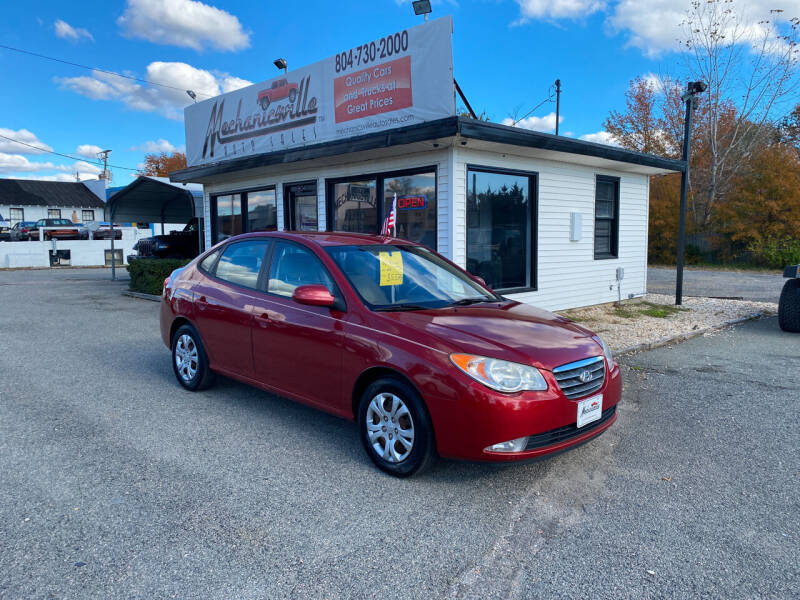 2010 Hyundai Elantra for sale at Mechanicsville Auto Sales in Mechanicsville VA
