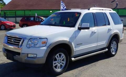 2006 Ford Explorer for sale at L&M Auto Import in Gastonia NC