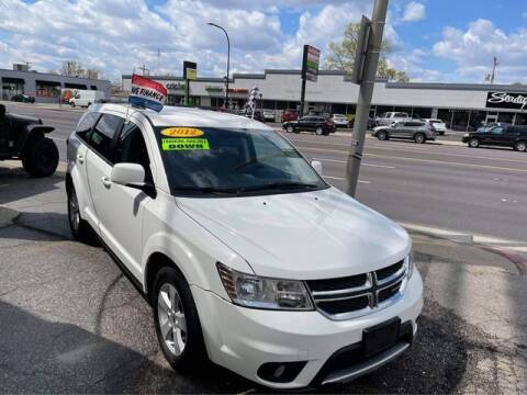 2012 Dodge Journey for sale at JBA Auto Sales Inc in Stone Park IL