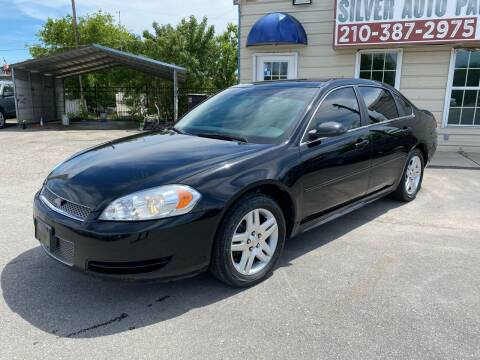 2015 Chevrolet Impala Limited for sale at Silver Auto Partners in San Antonio TX