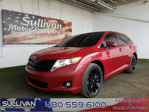 2014 Toyota Venza for sale at SULLIVAN MOTOR COMPANY INC. in Mesa AZ