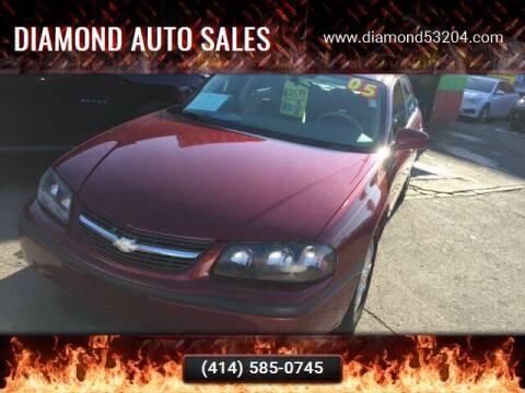 2005 Chevrolet Impala for sale at Diamond Auto Sales in Milwaukee WI