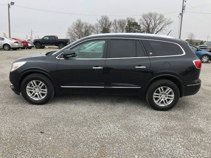 2015 Buick Enclave for sale at LYNDON MOTORS in Lyndon KS