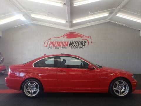 2004 BMW 3 Series for sale at Premium Motors in Villa Park IL