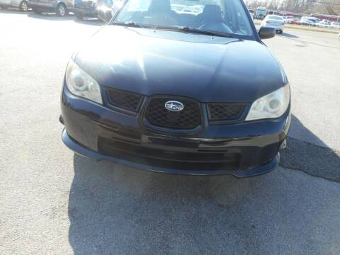 2007 Subaru Impreza for sale at Elite Motors in Knoxville TN