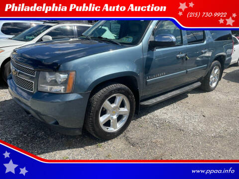 2007 Chevrolet Suburban for sale at Philadelphia Public Auto Auction in Philadelphia PA