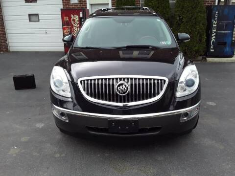 2012 Buick Enclave for sale at Dun Rite Car Sales in Downingtown PA