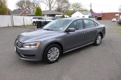 2014 Volkswagen Passat for sale at FBN Auto Sales & Service in Highland Park NJ