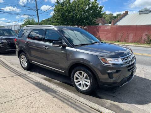 2018 Ford Explorer for sale at Deleon Mich Auto Sales in Yonkers NY