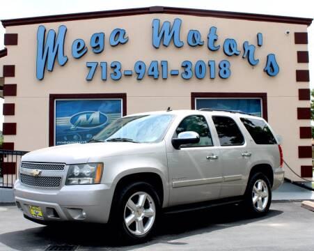 2008 Chevrolet Tahoe for sale at MEGA MOTORS in South Houston TX