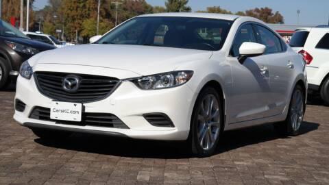 2015 Mazda MAZDA6 for sale at Cars-KC LLC in Overland Park KS
