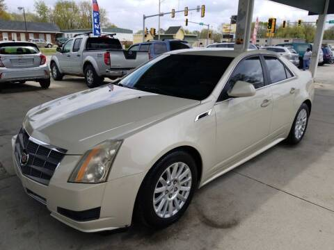 2011 Cadillac CTS for sale at Springfield Select Autos in Springfield IL