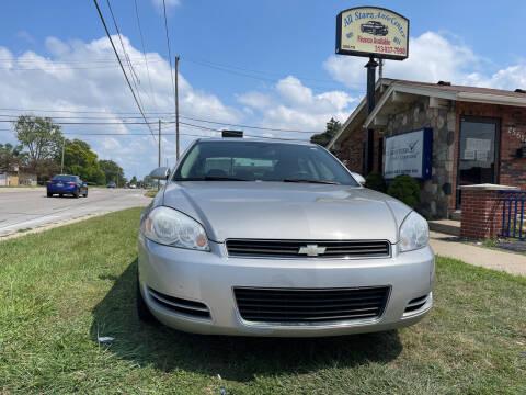 2007 Chevrolet Impala for sale at All Starz Auto Center Inc in Redford MI