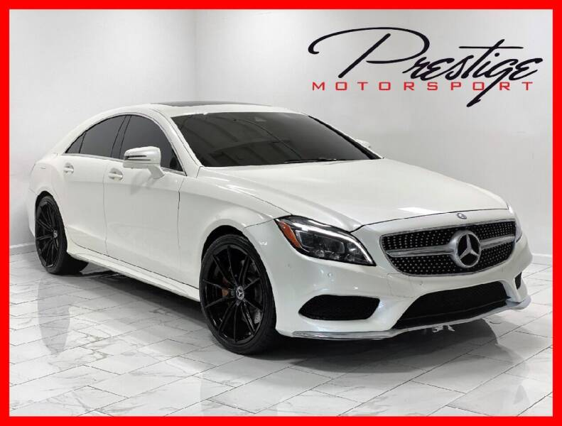 2015 Mercedes-Benz CLS for sale at Prestige Motorsport in Rancho Cordova CA