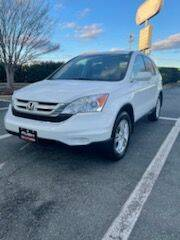2011 Honda CR-V for sale at RUSH AUTO SALES in Burlington NC