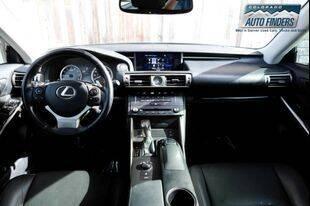 2016 Lexus IS 300 AWD 4dr Sedan - Centennial CO