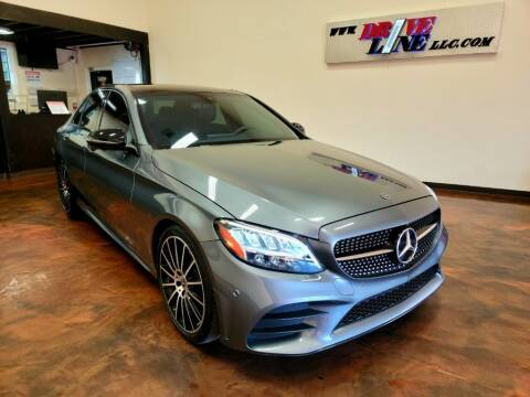 2020 Mercedes-Benz C-Class for sale at Driveline LLC in Jacksonville FL