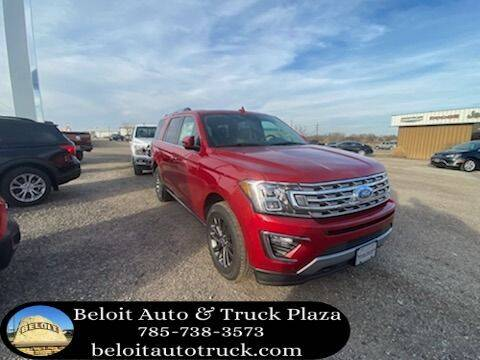 2020 Ford Expedition for sale at BELOIT AUTO & TRUCK PLAZA INC in Beloit KS