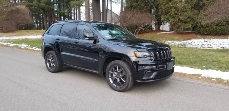 2020 Jeep Grand Cherokee for sale at Classic Motor Sports in Merrimack NH