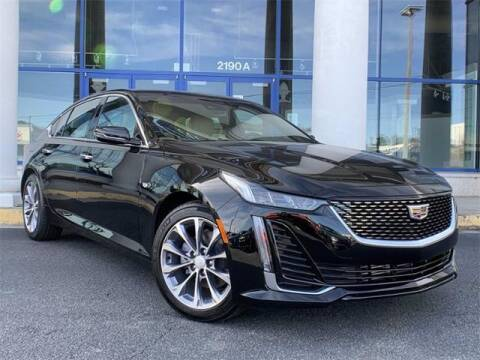 2021 Cadillac CT5 for sale at Capital Cadillac of Atlanta New Cars in Smyrna GA