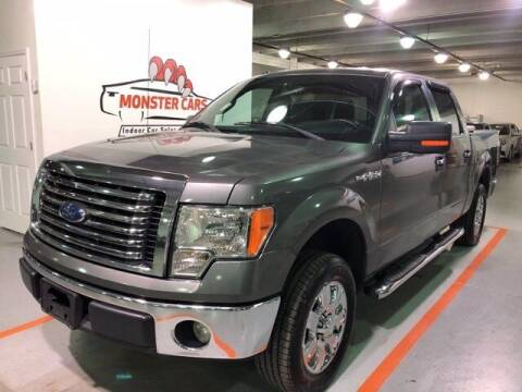 2012 Ford F-150 for sale at Monster Cars in Pompano Beach FL