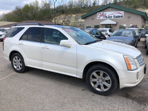 2006 Cadillac SRX for sale at Gilly's Auto Sales in Rochester MN