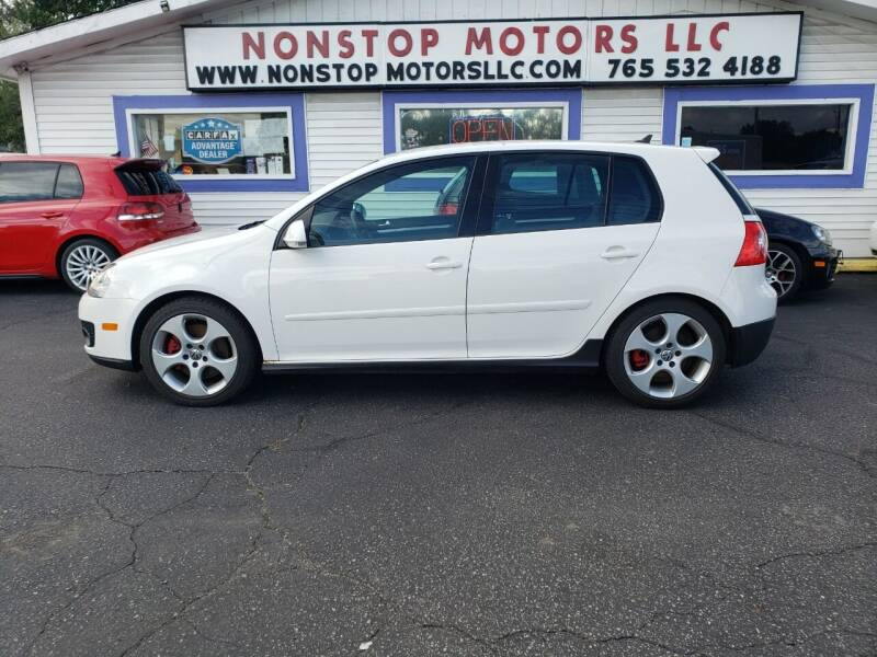2009 Volkswagen GTI for sale at Nonstop Motors in Indianapolis IN