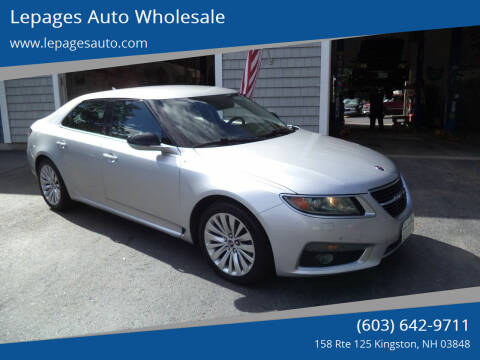 2010 Saab 9-5 for sale at Lepages Auto Wholesale in Kingston NH
