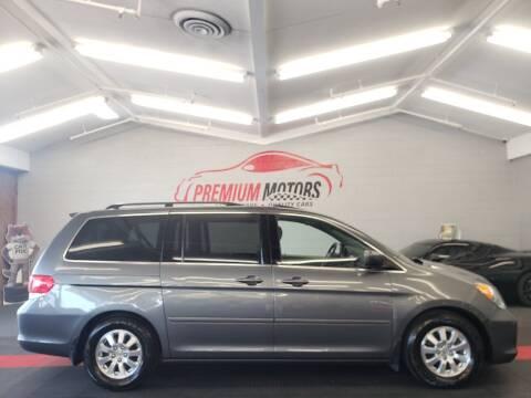 2010 Honda Odyssey for sale at Premium Motors in Villa Park IL