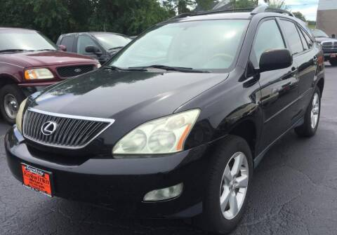 2005 Lexus RX 330 for sale at Knowlton Motors, Inc. in Freeport IL