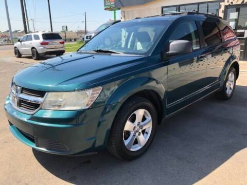 2009 Dodge Journey for sale at Auto Limits in Irving TX