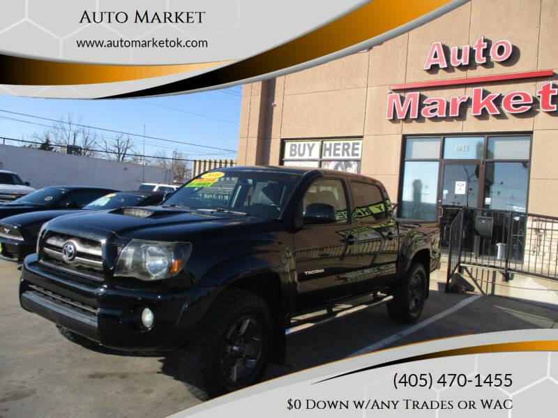 2010 Toyota Tacoma for sale at Auto Market in Oklahoma City OK