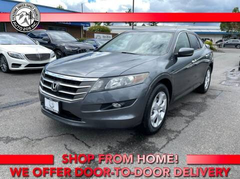 2012 Honda Crosstour for sale at Auto 206, Inc. in Kent WA