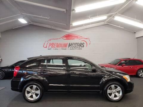 2010 Dodge Caliber for sale at Premium Motors in Villa Park IL