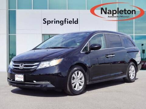 2016 Honda Odyssey for sale at Napleton Autowerks in Springfield MO