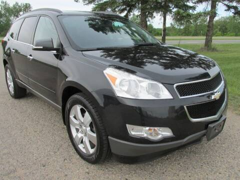 2012 Chevrolet Traverse for sale at Buy-Rite Auto Sales in Shakopee MN
