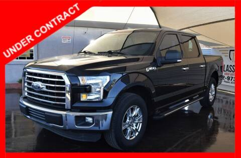 2015 Ford F-150 for sale at 1st Class Motors in Phoenix AZ