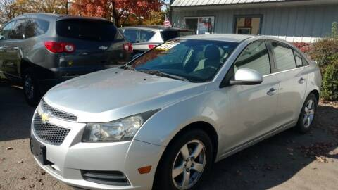 2011 Chevrolet Cruze for sale at Car Connection in Yorkville IL